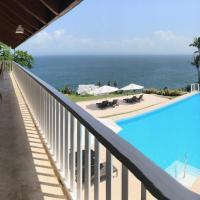 Vista Mare Ocean View Top Floor 1-Bedroom Condo/Suite, Samana
