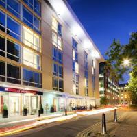 希尔顿花园布里斯托尔市中心旅馆