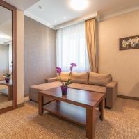 Двухместный (Стандартный двухместный номер с 1 кроватью или 2 отдельными кроватями) спа-отеля Ватутинки