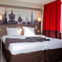 卡昂中心爱达格公寓式酒店