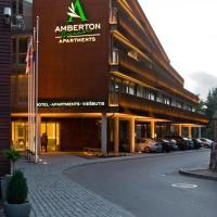 安伯顿格林公寓酒店