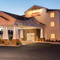 米斯提希尔顿恒庭旅馆&套房酒店