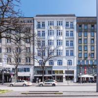 Novum Hotel Kronprinz Hamburg Hauptbahnhof