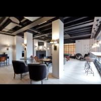 Luxurious studio