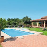 Ferienhaus mit Pool (130)