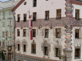 BEST WESTERN Plus Hotel Goldener Adler Innsbruck
