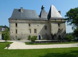 Château de Mavaleix, Chaleix