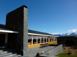 Lakutaia Lodge, Puerto Williams
