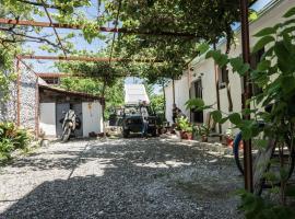 Eco Garten Guest House, שקודר