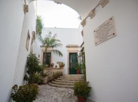 Villa De Pietro, Cursi