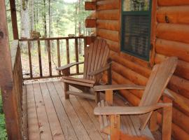 Cabin Fever Resort, Eureka Springs