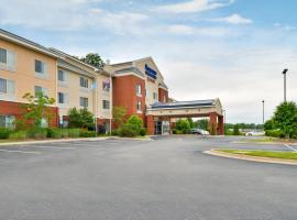 Fairfield Inn and Suites by Marriott Asheboro, Asheboro