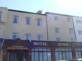 Hotel Athol Blackpool, بلاكبول