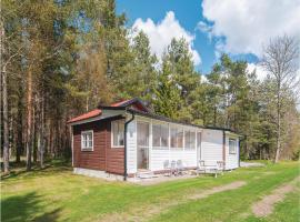 Two-Bedroom Holiday Home in Visby, 维斯比