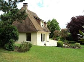 Spacious house 5 min from Deauville, Vauville