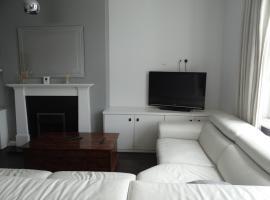 伦敦中央公寓