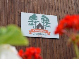 Camping Osenbach, Osenbach