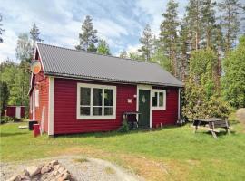 Holiday home Halasjövägen Trensum IV, Svarvaremåla