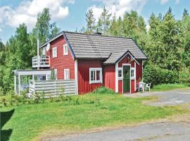 Holiday home Halasjövägen Trensum II, Svarvaremåla