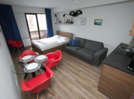 Go Gudauri Apartments, غودوري