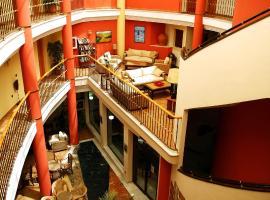 ATH圣巴巴拉酒店, 卡斯蒂勒雅坡镇