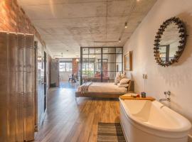 Designer Lofts on Prestwich
