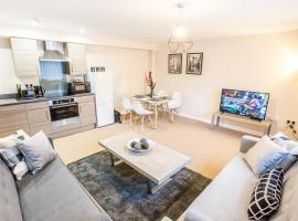 Stockport Serviced Apart Suites, סטוקפורט