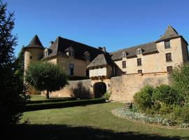 Chateau de Presque, Saint-Médard-de-Presque