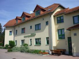 燕窝旅馆, Bösleben-Wüllersleben