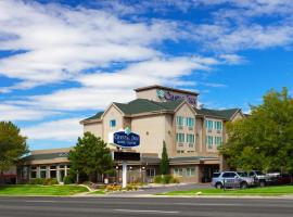 Crystal Inn Hotel & Suites - Salt Lake City, مدينة سولت ليك