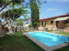 Lagarto Backpackers House, Valle de Guerra