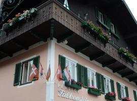 Hotel-Pension Falkensteiner, Sankt Gilgen