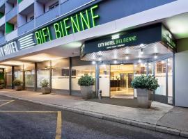 City Hotel Biel Bienne, ביאל