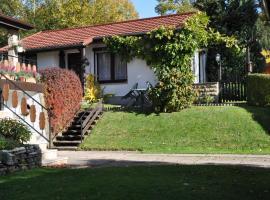 Ferienhaus Kahl, Ilmenau
