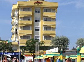Hotel Montmartre, Rimini