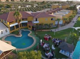Hotel Rural Hospedería del Desierto, Tabernas