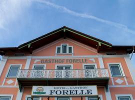 Hotel Gasthof Forelle, Siegsdorf