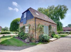 Middle Barn, Leigh