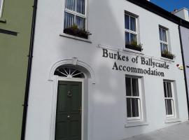 Burkes of Ballycastle Accommodation, Ballycastle