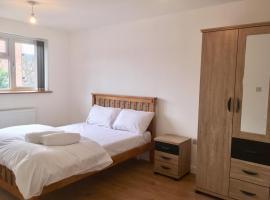 卡博特旅舍, 伦敦