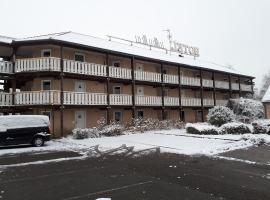 Hôtel & Résidence, Bartenheim