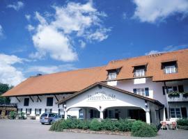 """Hotel-Restaurant """"Untere Mühle"""", Schwabmühlhausen"""