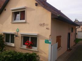 """Gîte rural """"Le Jardin"""", Geispolsheim"""