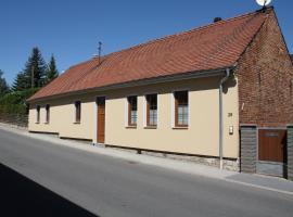 Ferienwohnung Helbing, Marlishausen