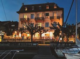 Hotel Lake View Le Rivage, לוזאן