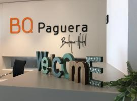 BQ Paguera Boutique Hotel, פגוארה
