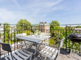 Kensington Flat with terrace