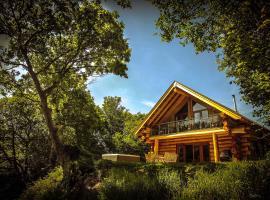 Hidden River Cabins, كارلايل