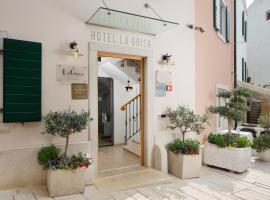 格里萨酒店, Bale