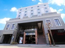 高山贝斯特韦斯特酒店, 高山